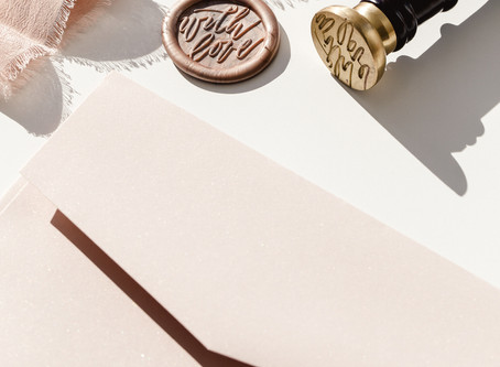 The Complete Beginners Guide to Beautiful Calligraphy Envelopes
