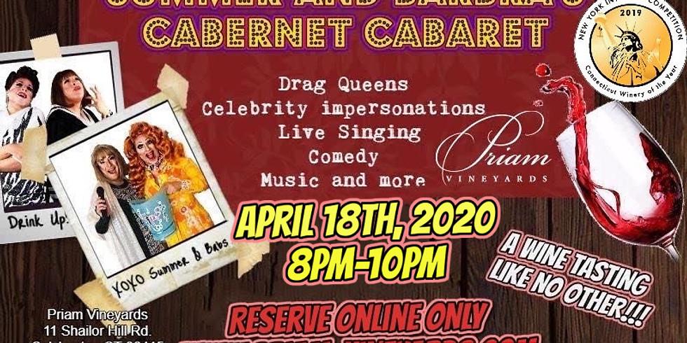 CANCELLED - Cabernet Cabaret!
