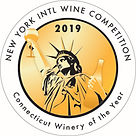 Connecticut Winery of the Year 2019 LOGO
