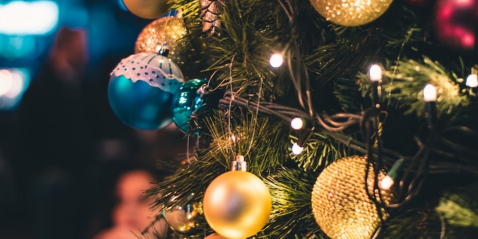 FIRST ANNUAL Holiday Tree Lighting Ceremony, SAT.,DEC. 7th