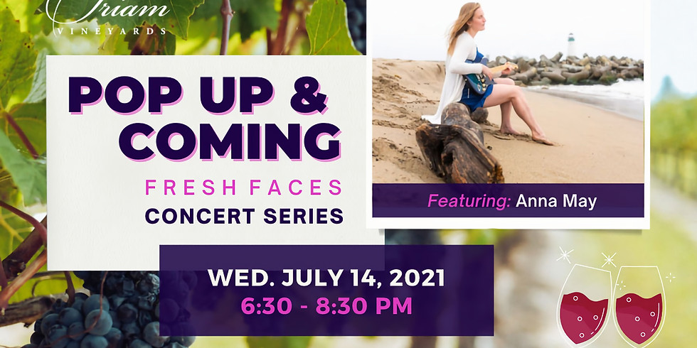 Pop Up & Coming Concert: ANNA MAY