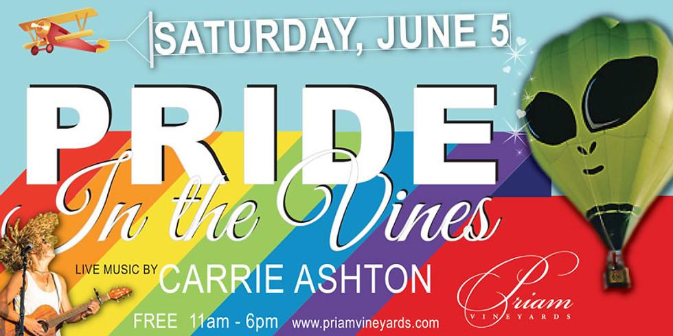 Pride in the Vines