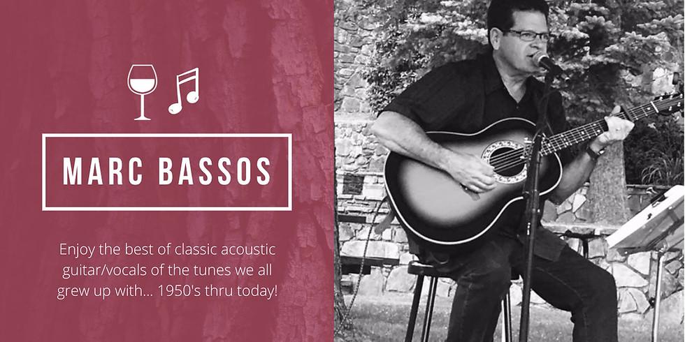 Marc Bassos live music