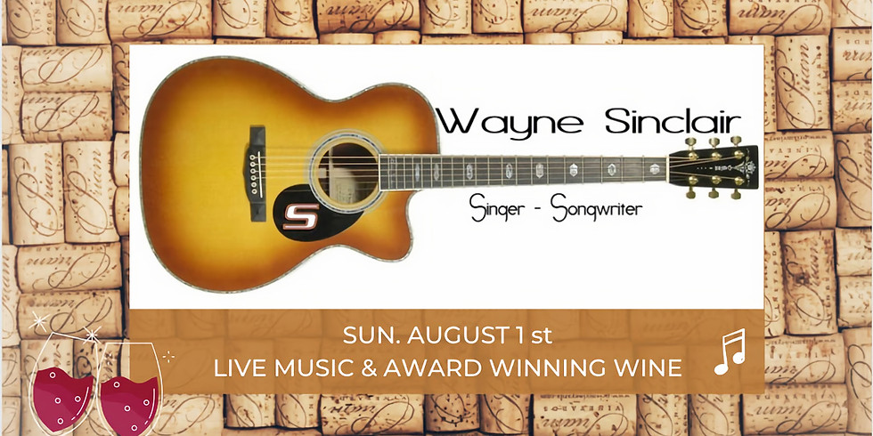 Wayne Sinclair live music