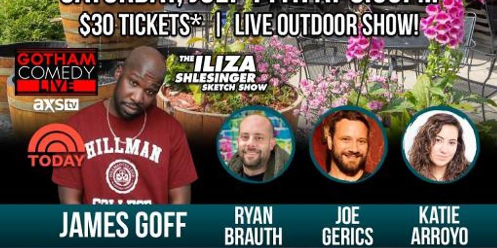 Outdoor Comedy Show