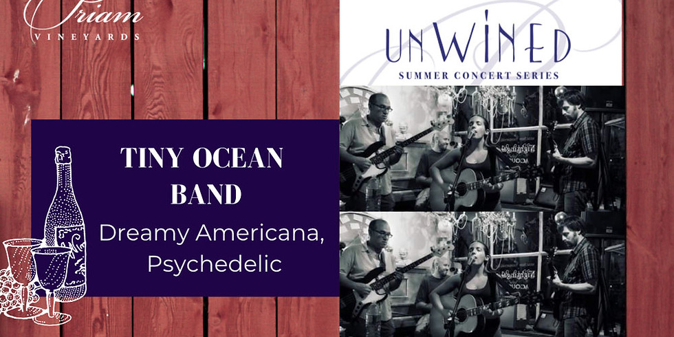 UnWINEd Concert: Tiny Ocean Band