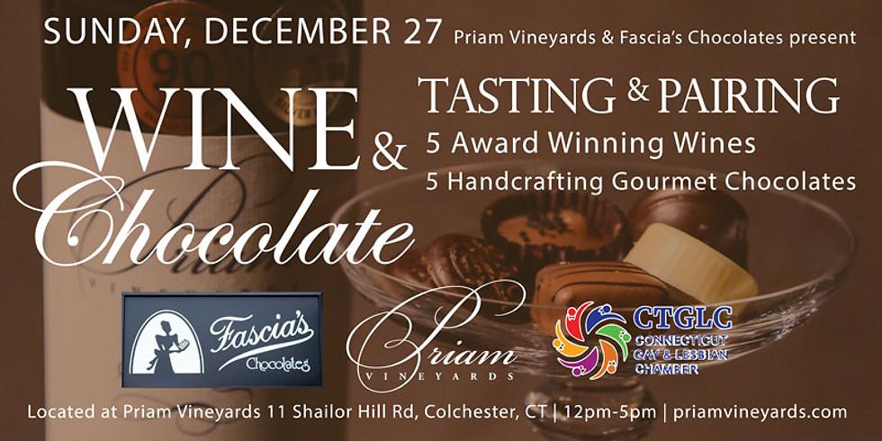 Wine & Chocolate Tasting & Pairing