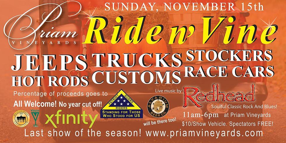 Ride n' Vine - Jeeps & Trucks
