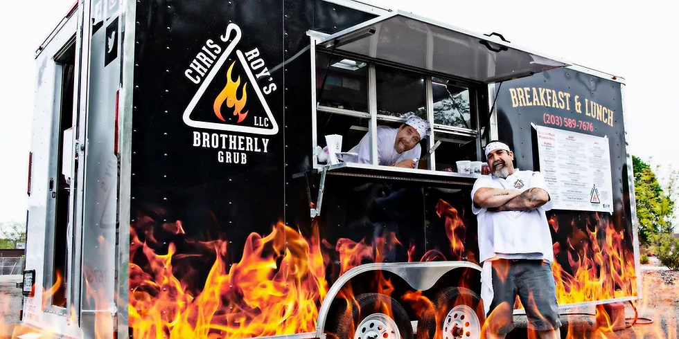Chris and Roy's Brotherly Grub - Food Truck