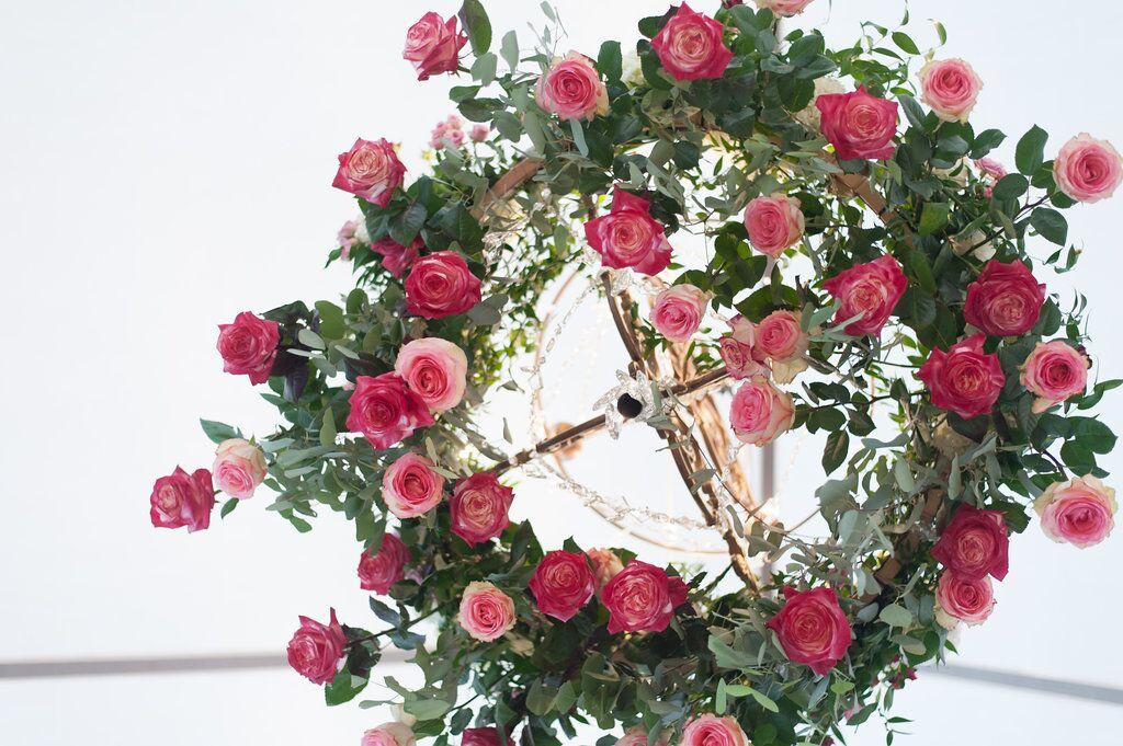 Rose Chandelier2