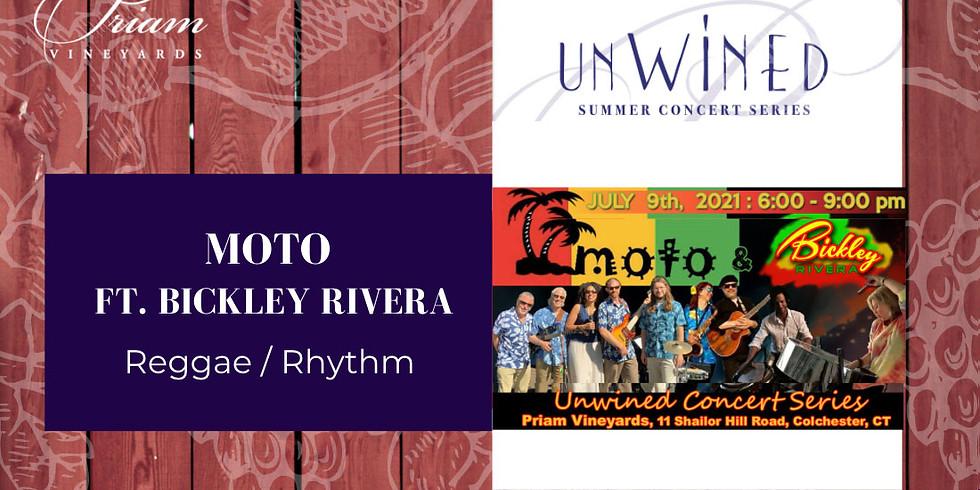 UnWINEd Concert: Moto ft. Brickley Rivera