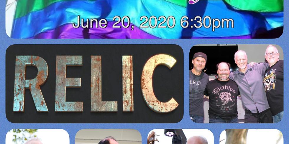 Free Concert Night - RELIC
