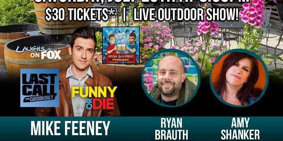 Outdoor Comedy Night