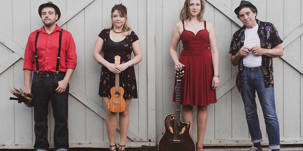 UnWINEd Concert: The Red Hot's (TICKETS STILL AVAILABLE AT THE GATE!)