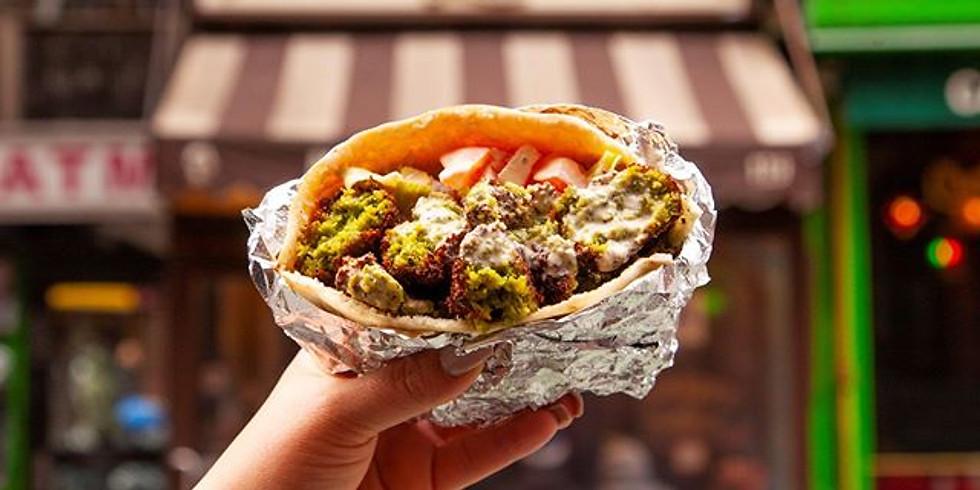 Mamoun's Falafel Cart