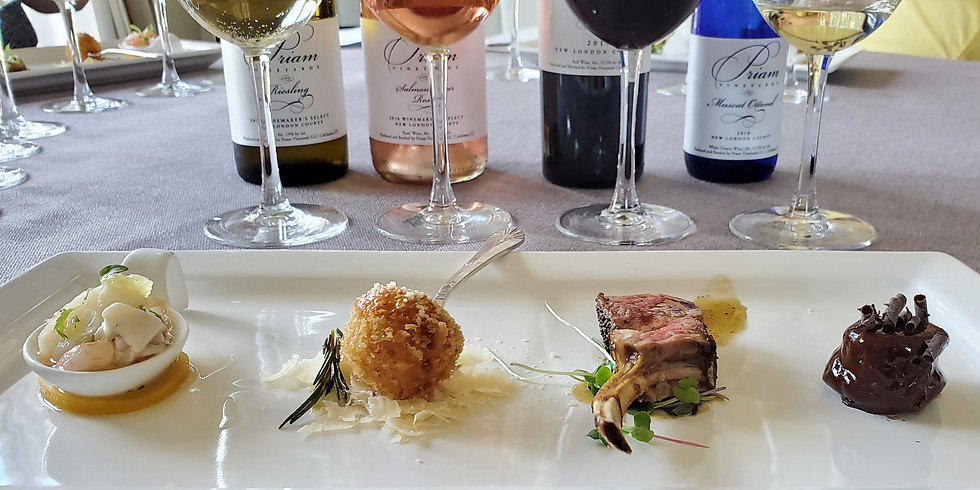 SOLD OUT!!  Wine & Tapas w/ Gourmet Galley 4 for $40