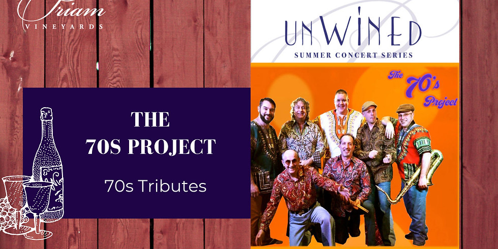 UnWINEd Concert: The 70's Project