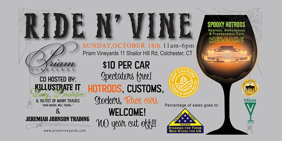 Ride n' Vine Classic Car Show