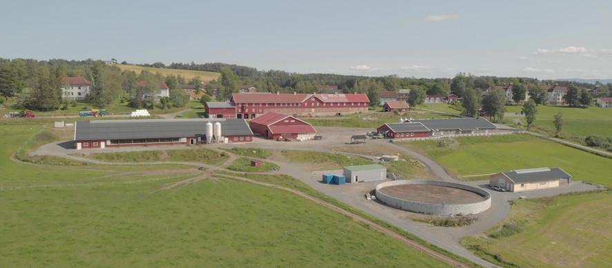 Klar for åpning av nytt biogassanlegg på Prestseter, Valle videregående på Toten.
