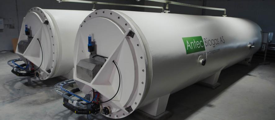Biogass er rimelig energi - rent og enkelt.