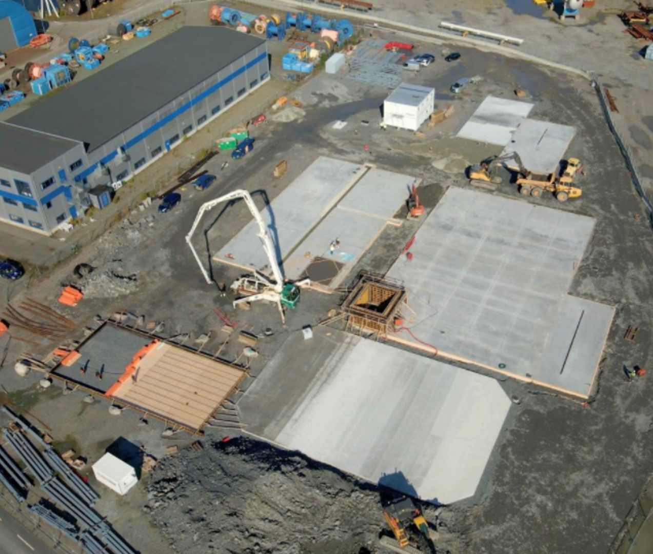 Antec - biogas - Stord prodject - image.