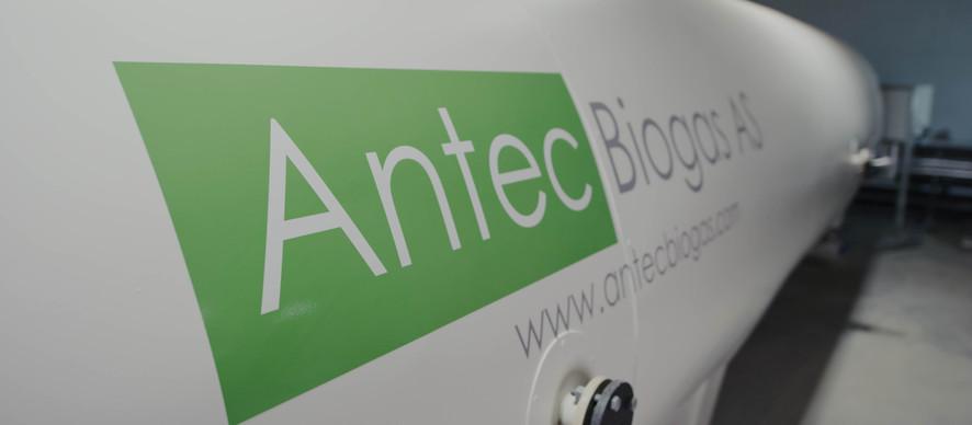 Framtida skriver om Antec og bærekraftig biogass