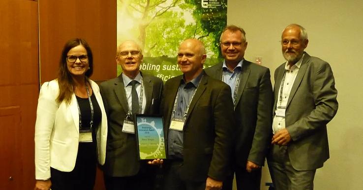 Winner of Bioenergy Innovation Award