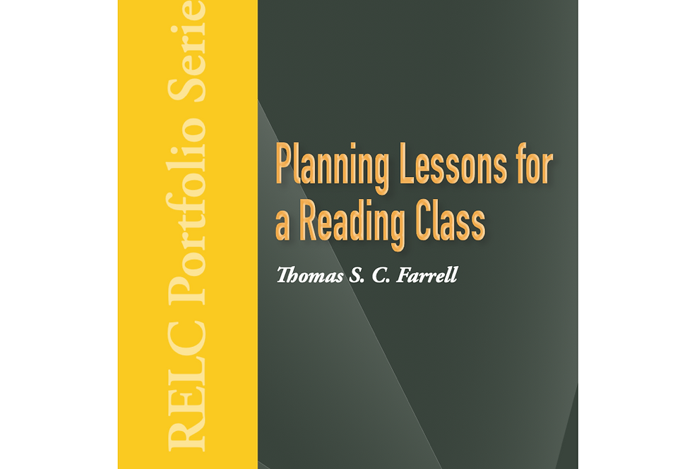 Planning Lessons for a Reading Class