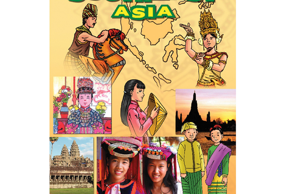 Many Faces of Southeast Asia