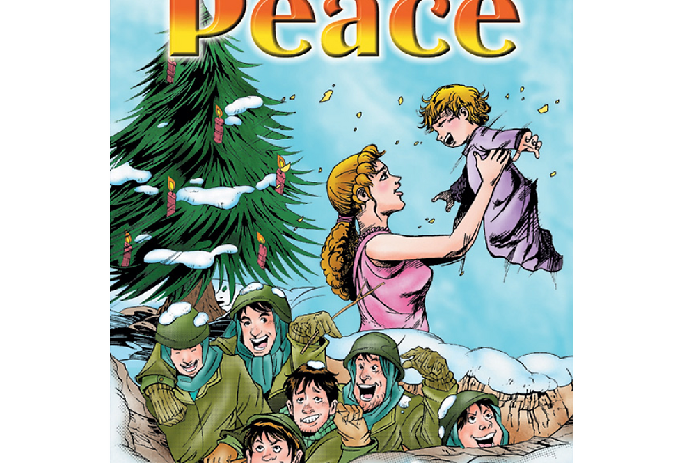 Stories of Peace
