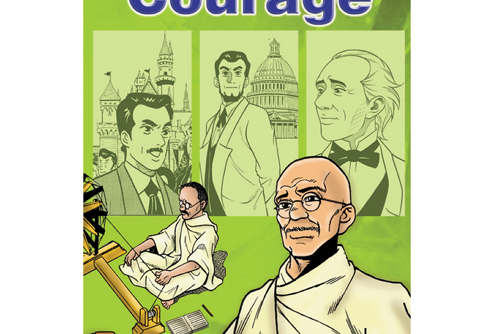 Stories of Courage
