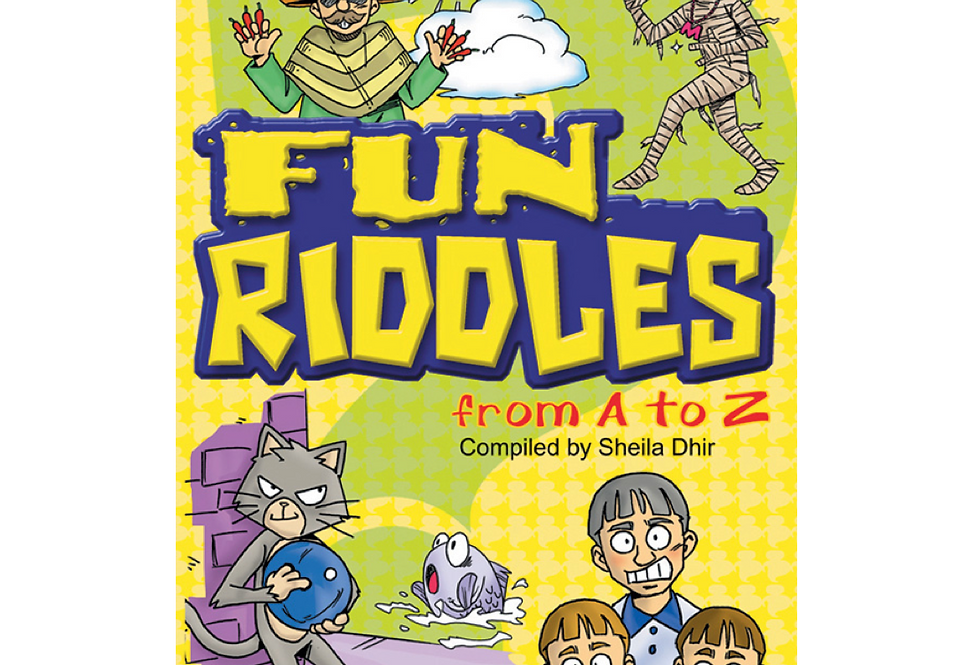 Fun Riddles from A to Z