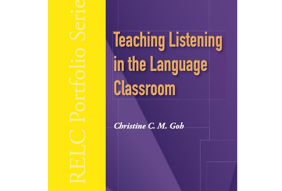 Teaching Listening in the Language Classroom