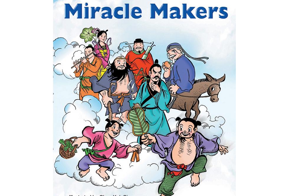 8 Immortals - Miracle Makers