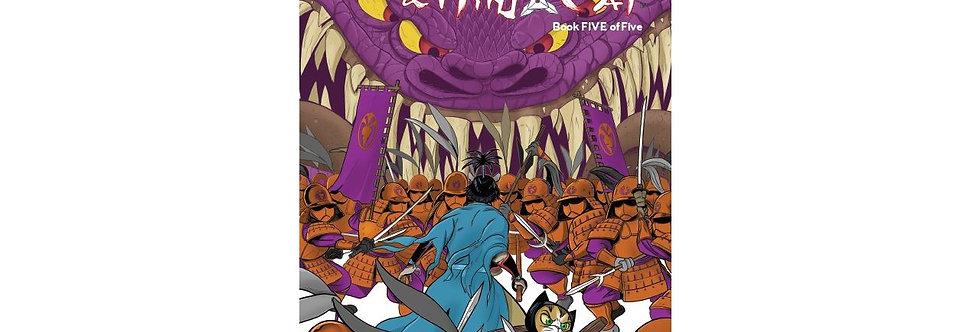 Ronin Rat & Ninja Cat. Book 5 of 5