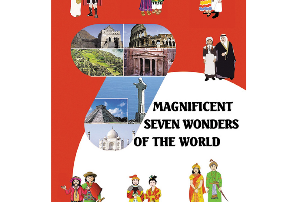 Magnificent Seven Wonders of the World