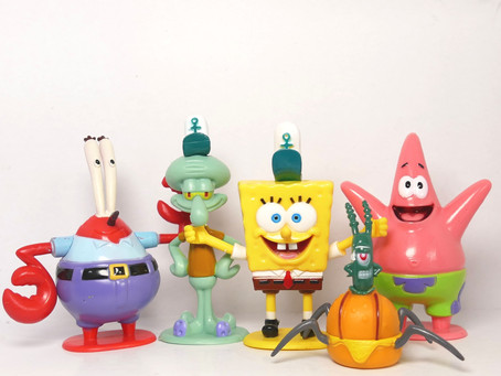 Episode 07: Pop Culture Icons: SpongeBob SquarePants