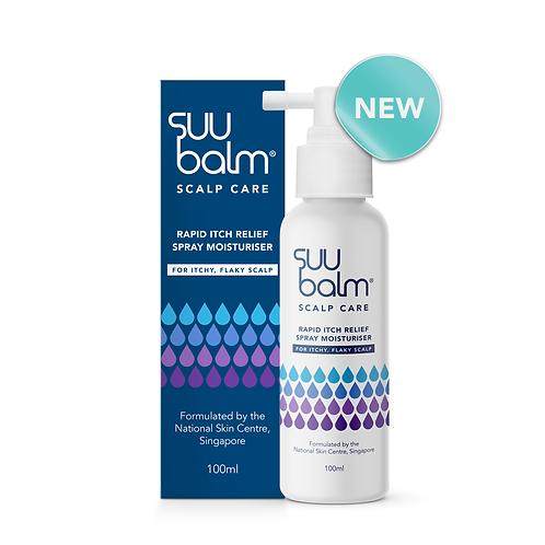 Suu Balm™ 速膚寧 頭皮保濕噴霧 (100ml)