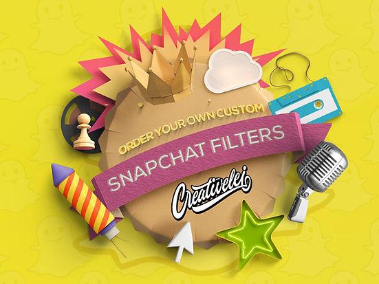 Creativelei Snapchat Filters