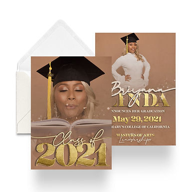 Graduation Invitations / Announcements