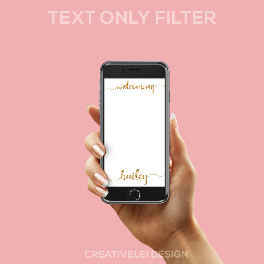 Text Only Filter