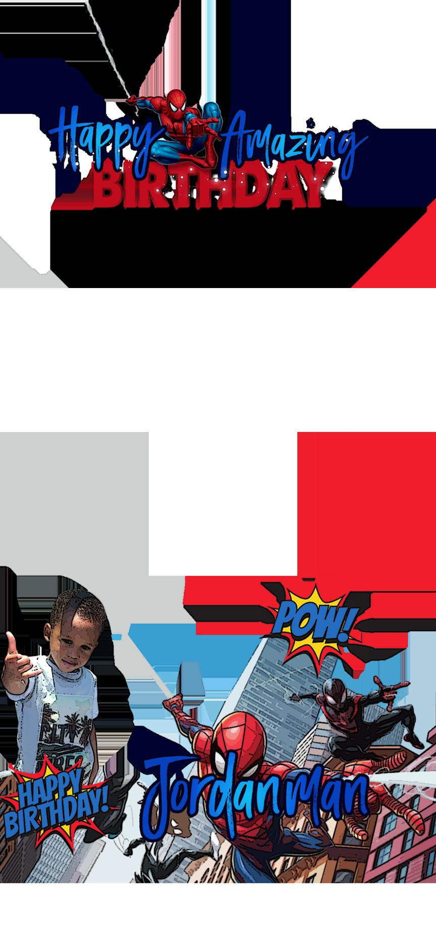 Gia---spiderman-filter