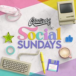 SATURDAY - SOCIAL MEDIA FLYERS