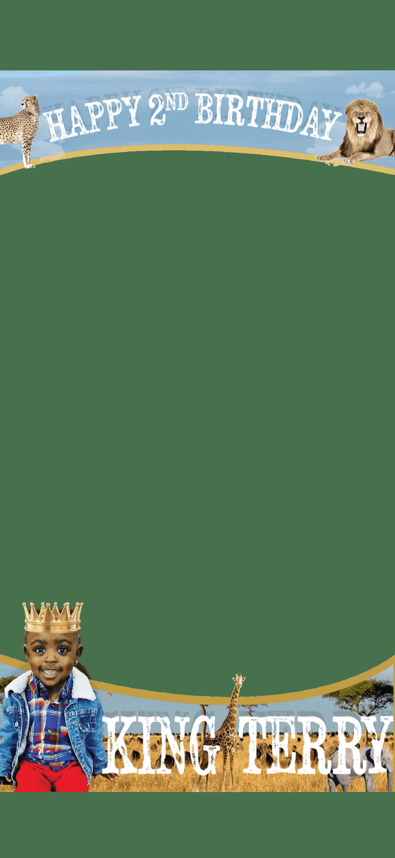 Creativelei - Filter - King Terry