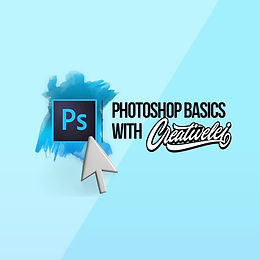 Photoshop Basics w/ Creativelei