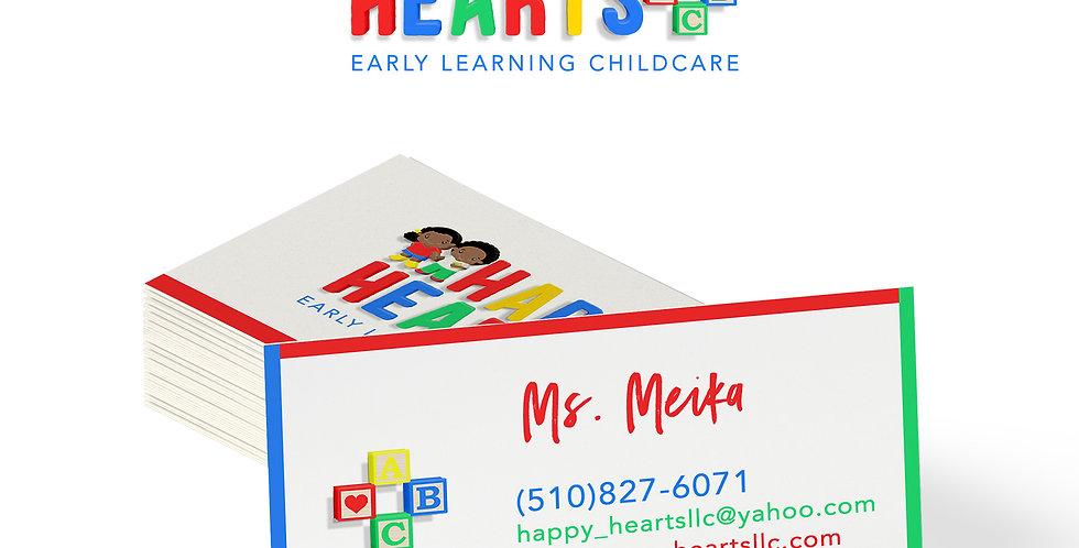 Logo & Business Card Bundle
