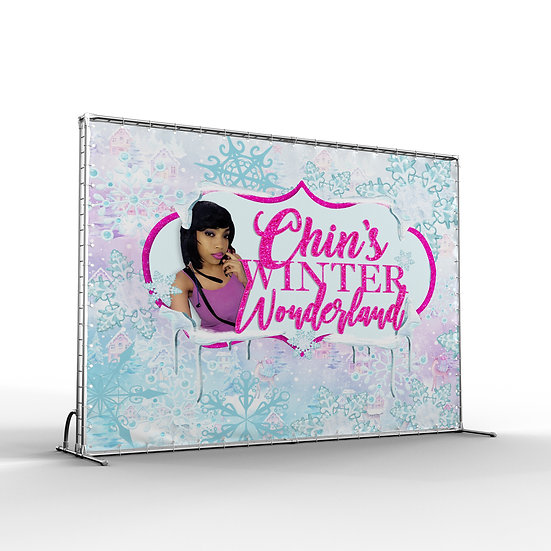 Choose your size Banners / Backdrops