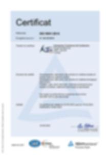 Main ISO 9001:2015