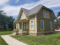 The James Hauxhurst House