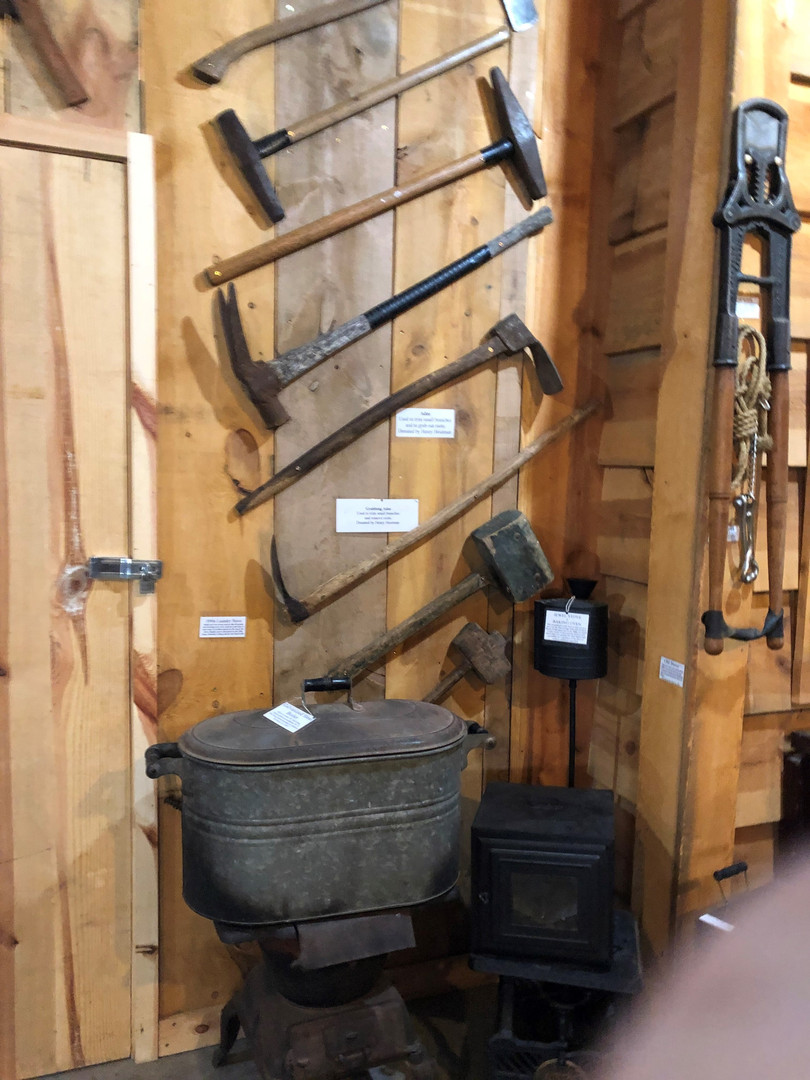 Axes and hammers, Vintage